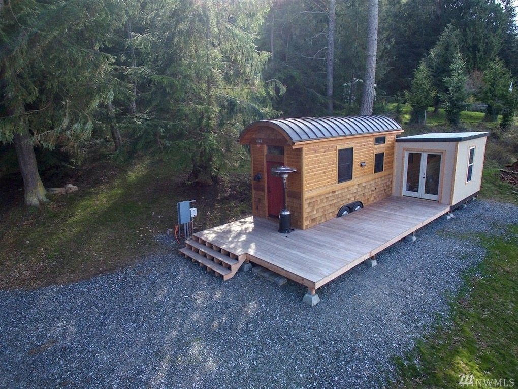 Tiny House by Shibui Woodworking For Sale