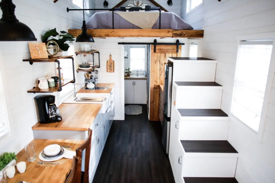 Tiny House on a Farm in Lititz PA for Rent via Matt and Monica Airbnb 001