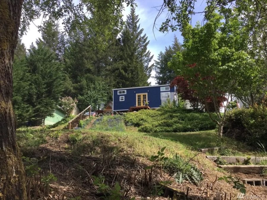 Tiny House with Land in Grapeview Washington via NWMLS-Zillow 001