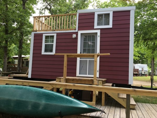 Tiny House with Rooftop Balcony For Sale 002