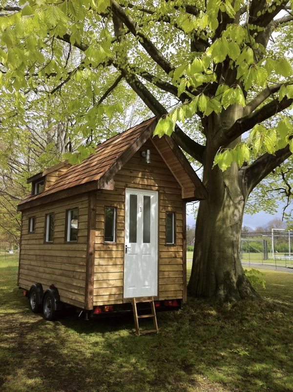 Tiny Houses In The UK