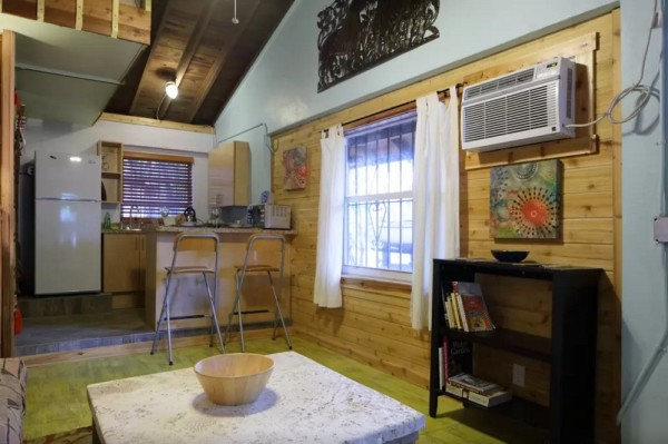 Tiny Loft Cabin on an Urban Permaculture Farm in Miami 002