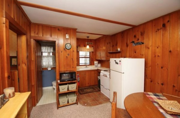 Tiny Log Cabin For Sale in Hayward WI 003