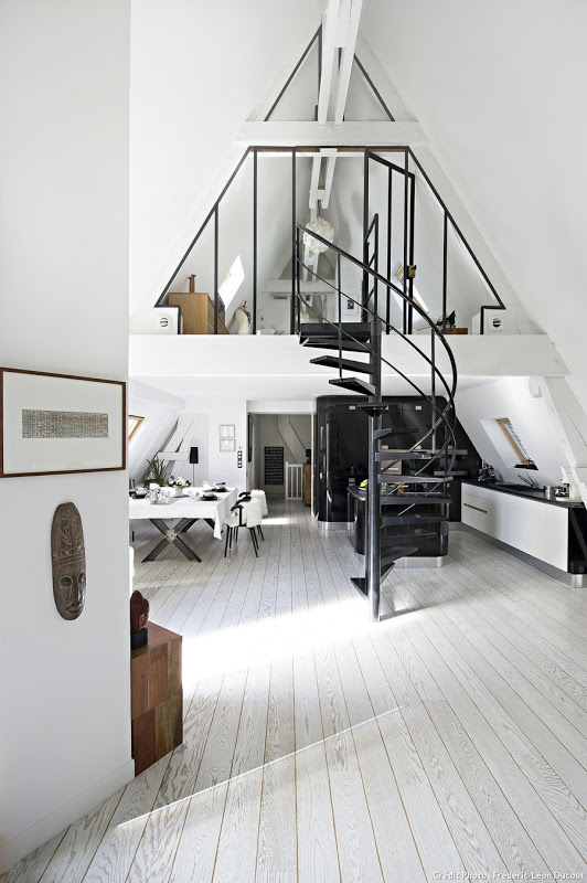 Tiny-Modern-Attic-Loft-in-Paris-002