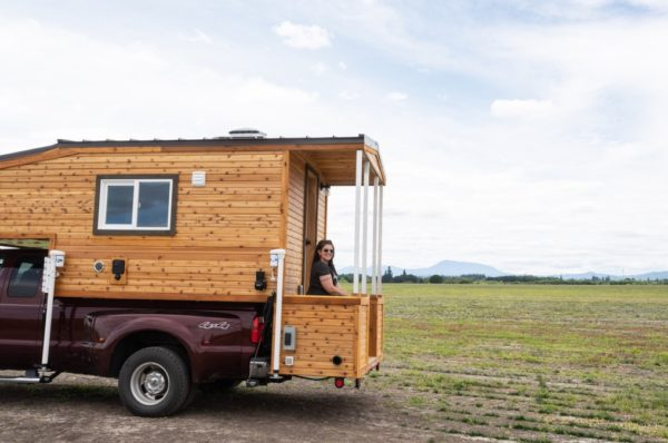 Tiny Truck Camper by Tiny Smart House 0017