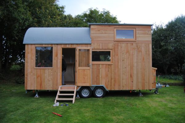 Ty Rodou Tiny House Lextension Au Fond Du Jardin 001