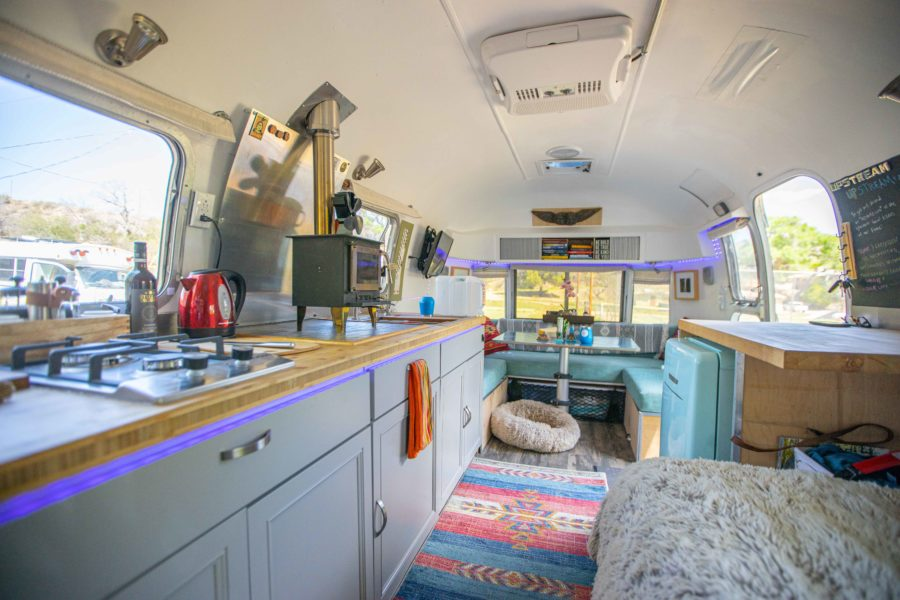 Uplift One Christophers 1971 Airstream Conversion 3