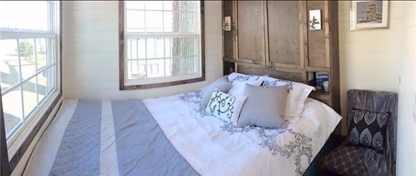Upper Mohawk Point Tiny House with Main Floor Bedroom