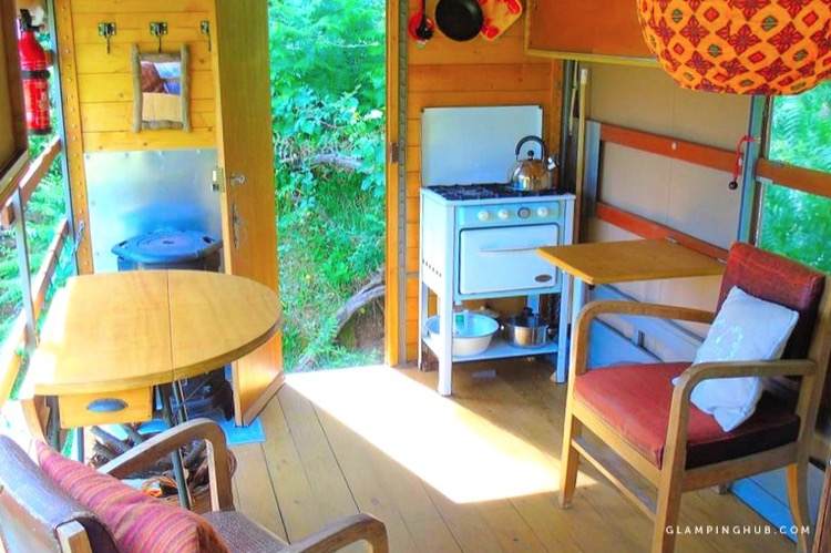 Vintage Flat-Bed Truck to Motorhome Conversion Vacation in Portugal via Glamping Hub 003
