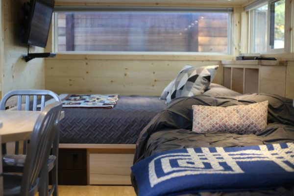 Vista Boho Escape Tiny House Vacation