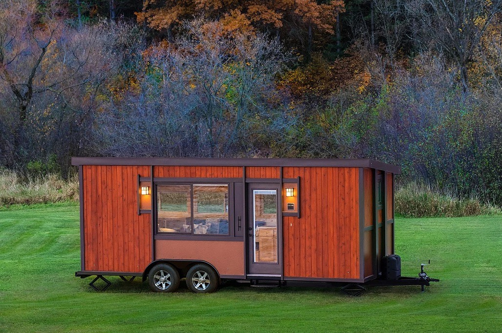 Vista Boho Tiny House by ESCAPE