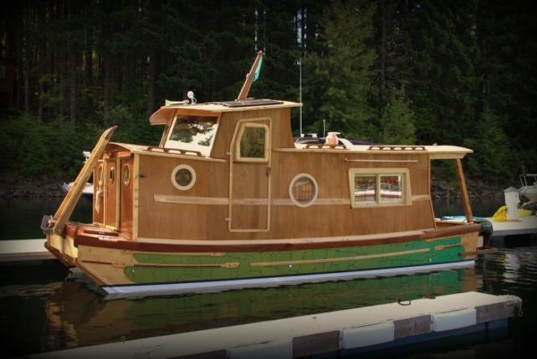 WaterWoody Houseboat 007