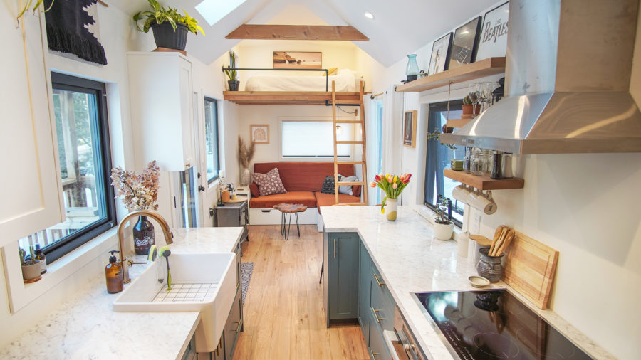 West Coast Tiny House 1