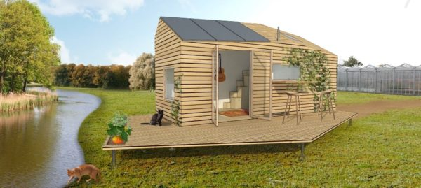 Womans Legal Tiny House in the Netherlands 007