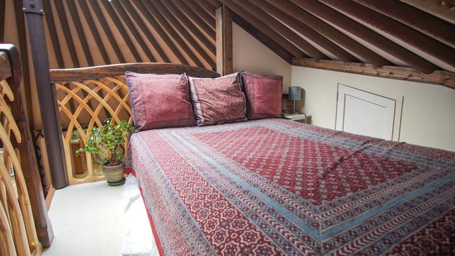 Wooden Yurt 8 - Exploring Alternatives