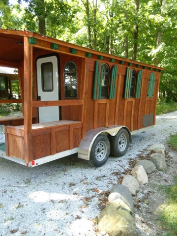 Woolywagon Tiny House 001