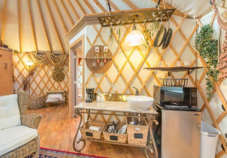 Yurt At Danville in Geneva Florida 004