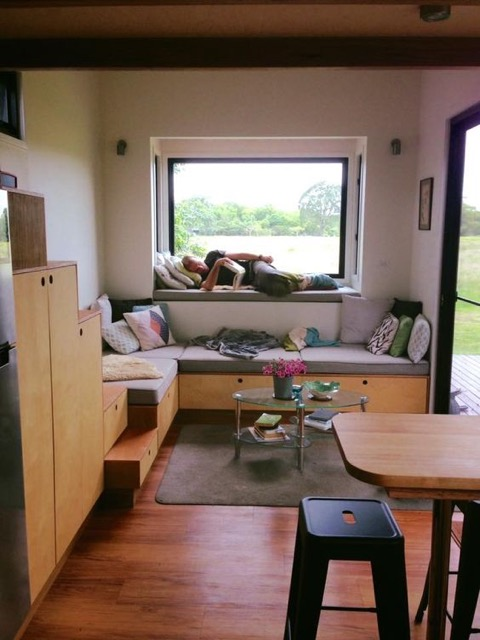 Nadia's Zen Tiny House in Byron Bay, Australia