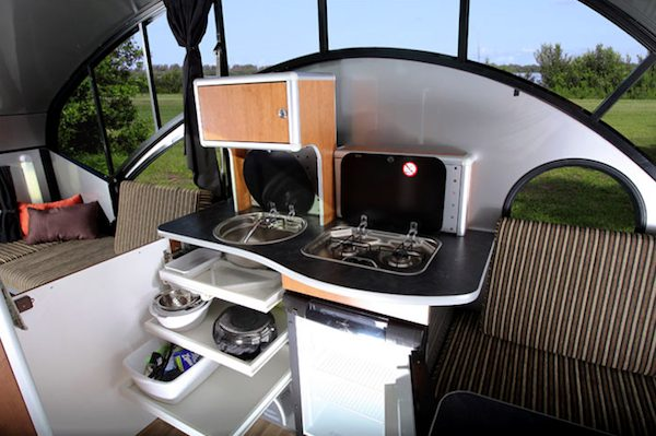 Alto Safari Condo Trailer