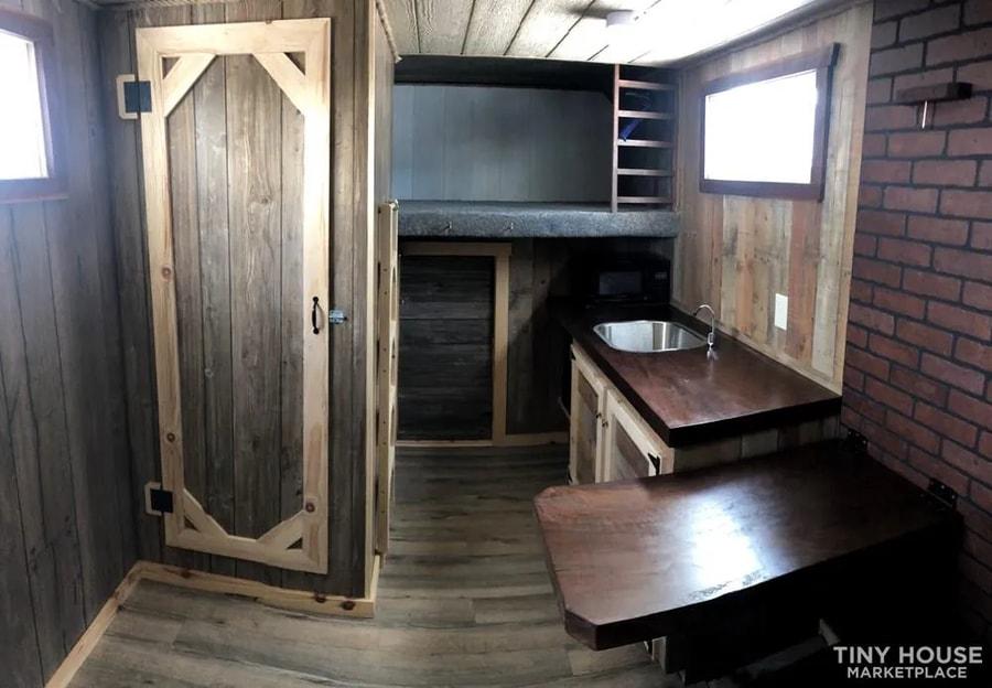 Amazing Rustic Box Truck Conversion For Sale! 4
