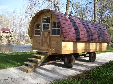 Wooly Wagon Tiny Homes