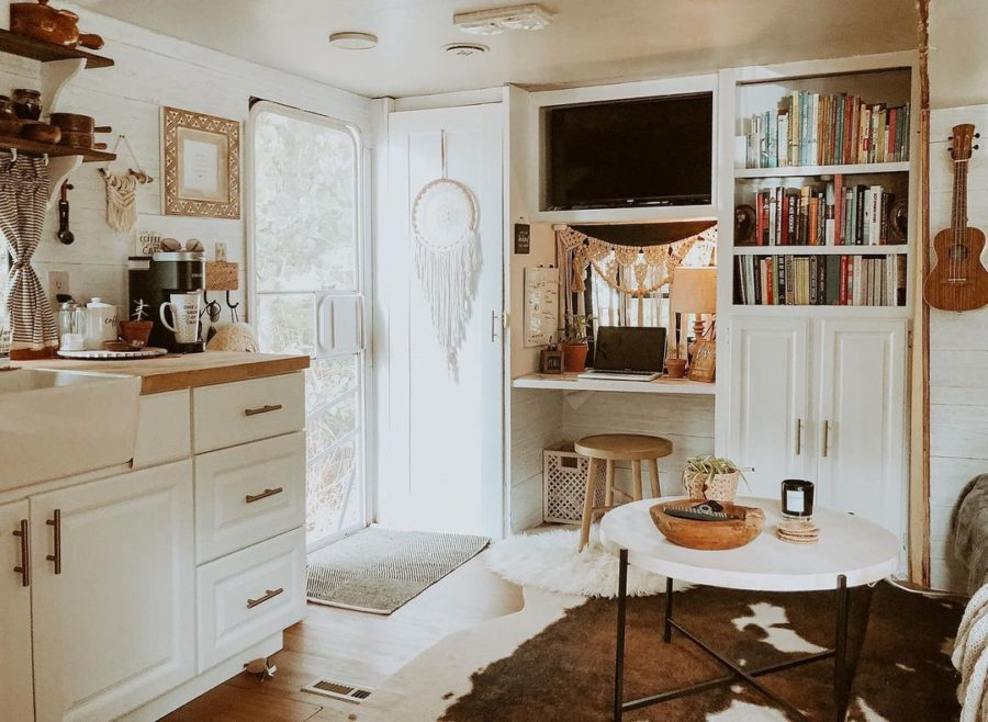 From 2700 to 314 Square Feet: Family's RV Travel Lifestyle 12