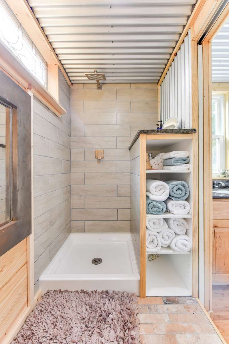 Bamboo Hideaway Shipping Container Vacation 9