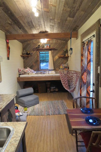 Ben 39 s tiny house for sale near austin texas for Tiny house floor plans for sale
