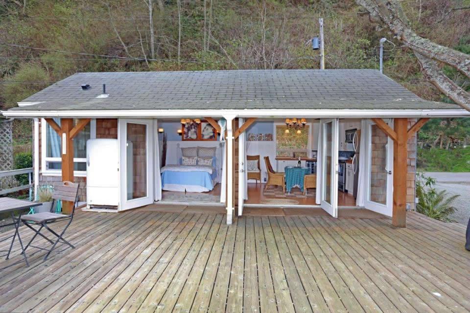 Tiny Beach Home Designs: Tiny Cottage On Camano Island