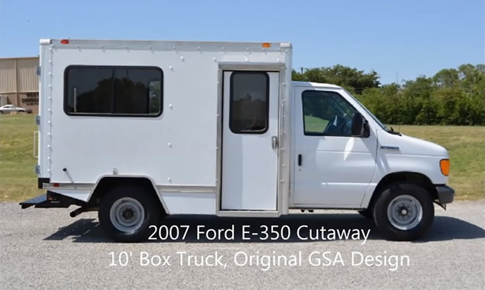 2016 Ford Truck >> Cheap DIY Box Truck to Motorhome Conversion
