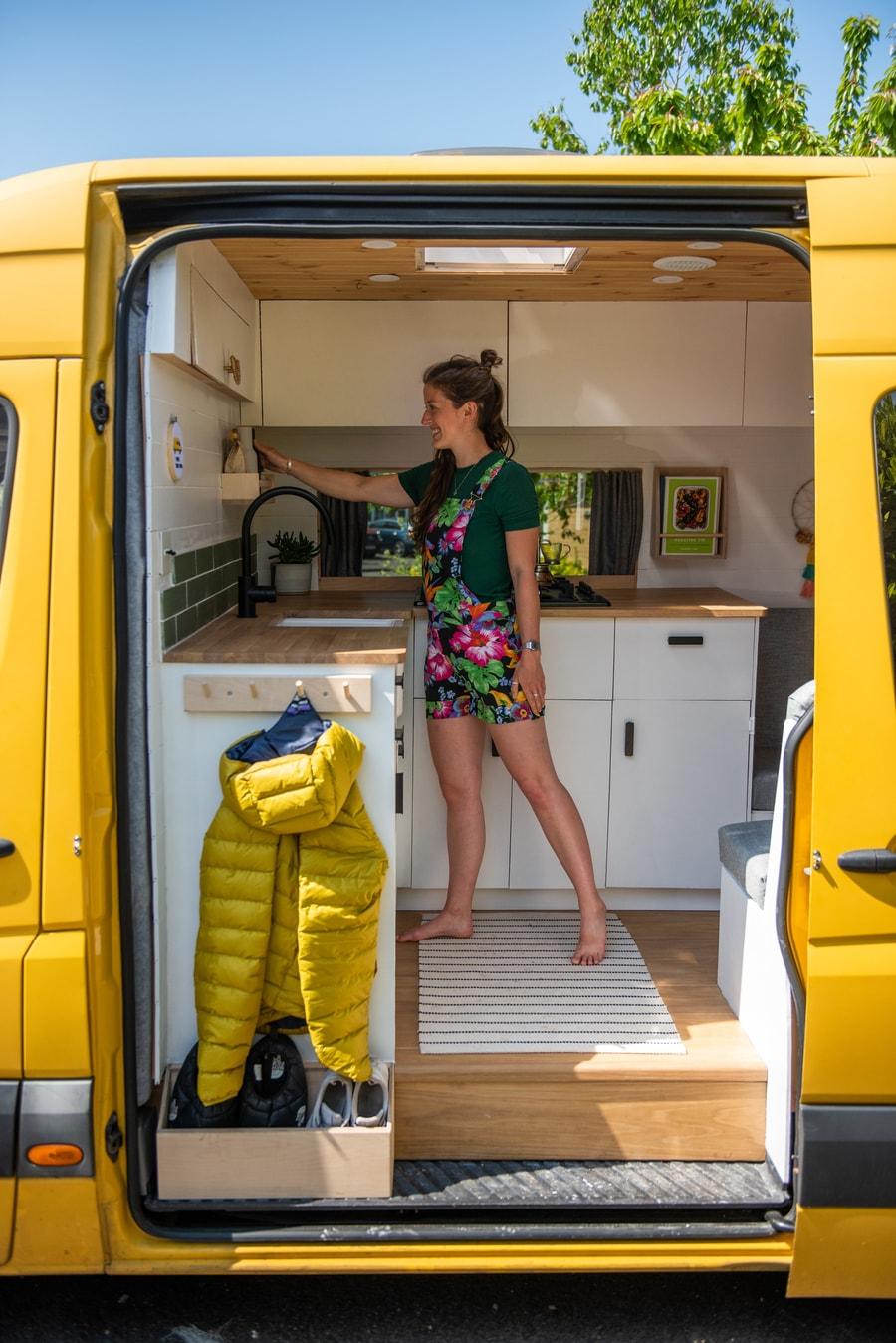 Charlie & Dale's Choose Vanlife to Chase Climbing Passion
