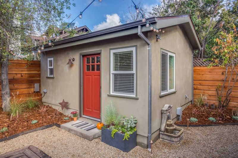 250 Sq. Ft. Backyard Tiny House by New Avenue Homes