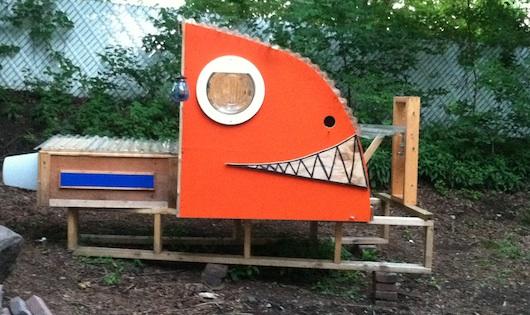 Deek's Micro Cabin