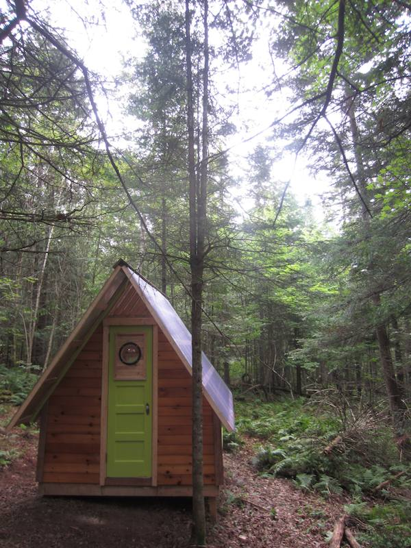 Cheap Cabins To Build Yourself Inexpensive Small Cabin: A DIY Micro Cabin In The Woods You Can Build