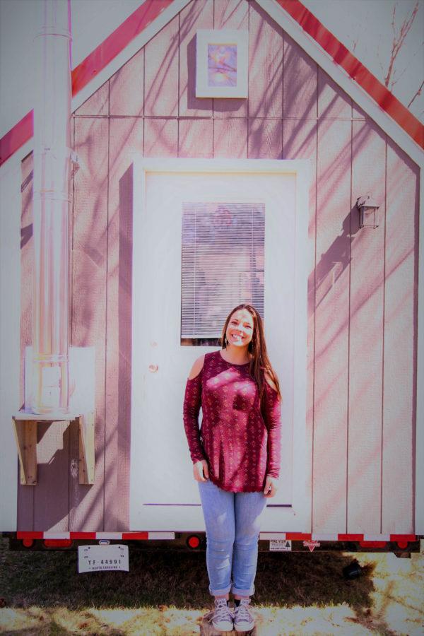 Ashlee Fazio's desTINY House