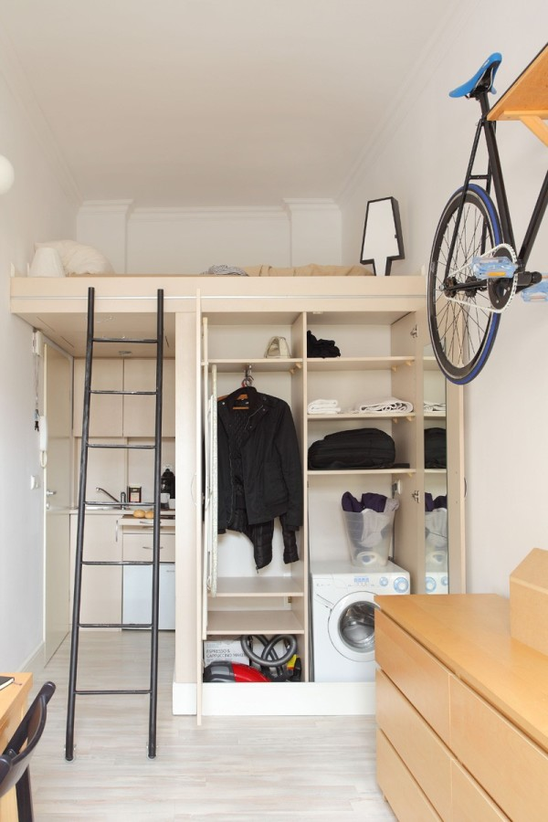 Amazing 139 Sq. Ft. Micro Apartment in Poland
