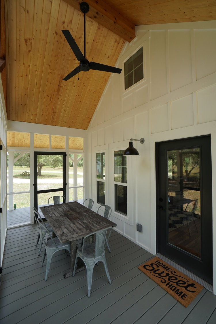 Cottage Cabin 16 x 40 Kanga Room Systems