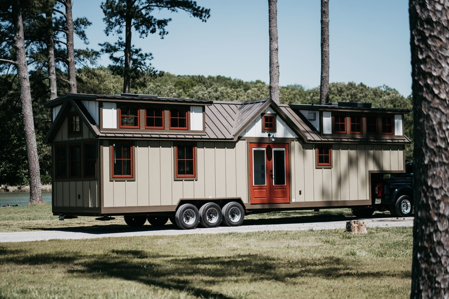 Timbercraft Tiny Home's Latest 10 x 41 Denali XL