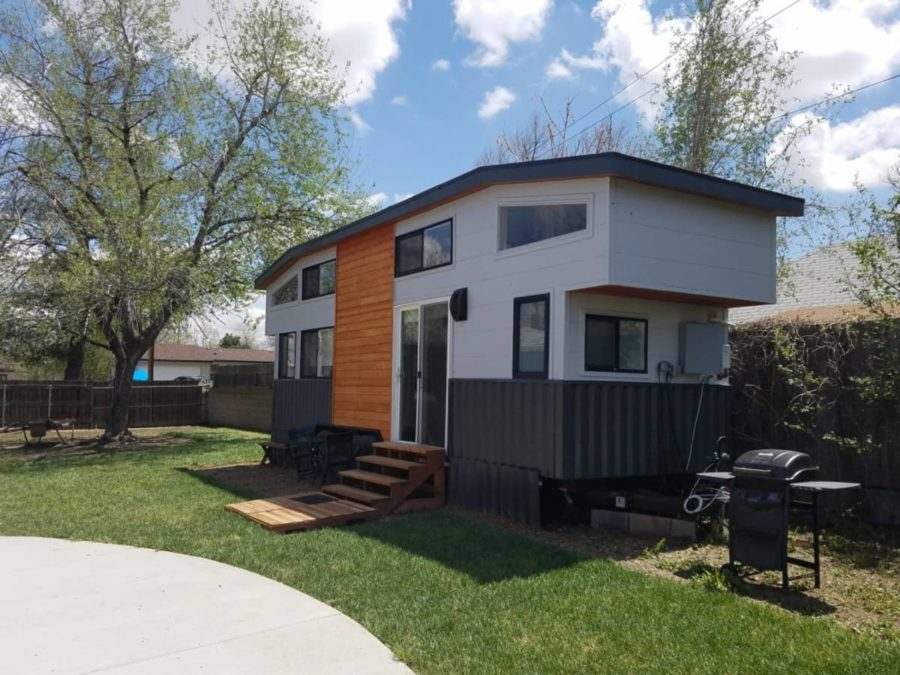 Cedar Queen 28′ Tiny House 1