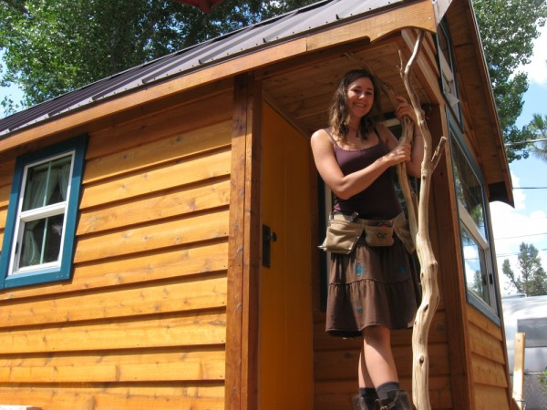 Tiny Home Designs: Ella Shows You Her Tumbleweed Tiny House: Pictures And