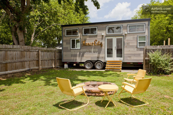 family builds music city tiny house for fun and extra income