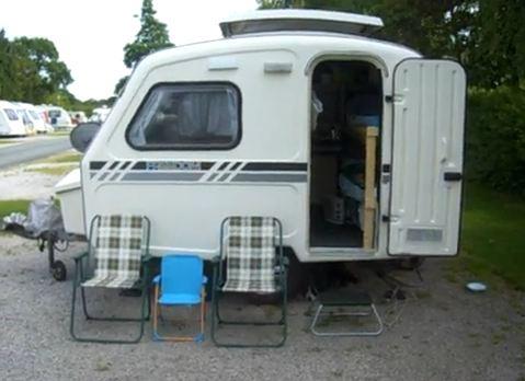 Freedom Microlite Caravan