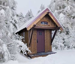 Gifford Box Bungalow Tiny House by Jay Shafer