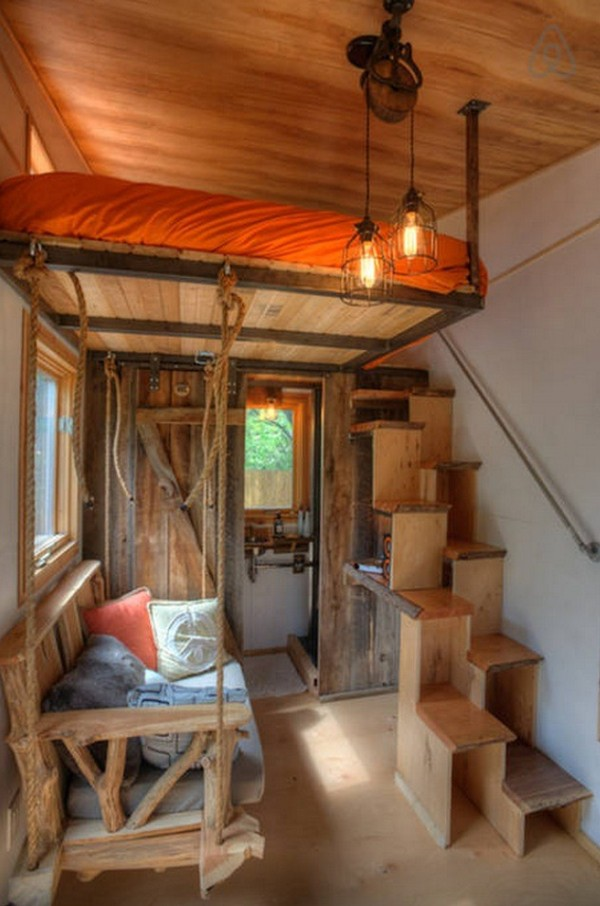 Hip Tiny House Vacation In Austin Texas