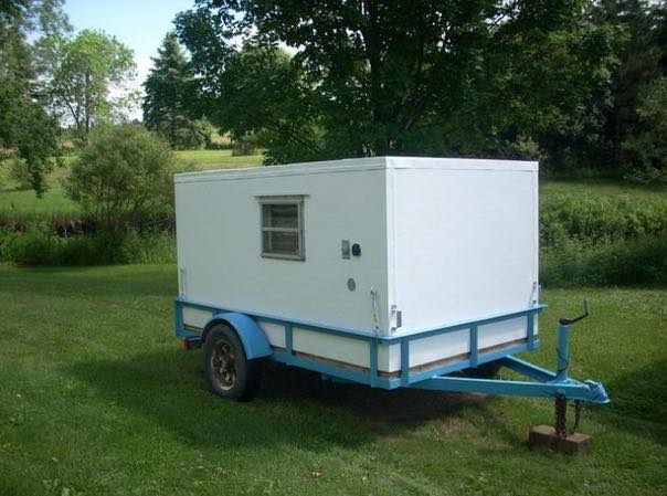 How to Build a $700 Micro Camper