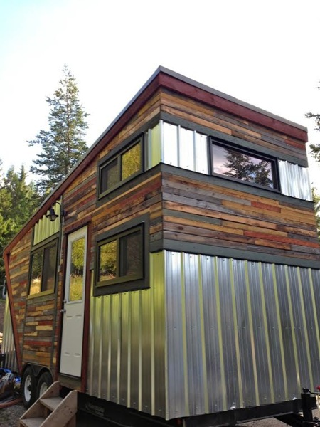 208 Sq Ft Tiny House For Sale