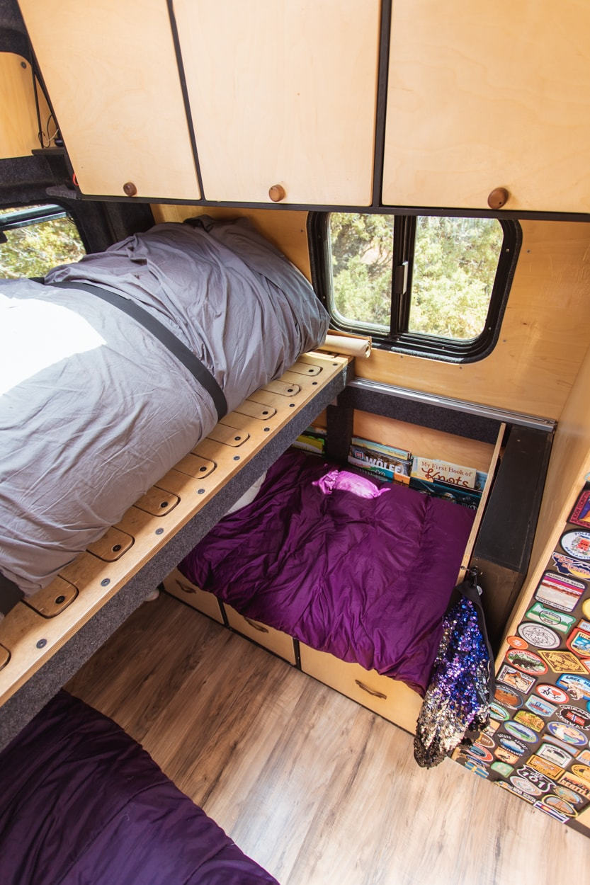 This Family Has Been Living on the Road for 7 Years! #VanLife 7