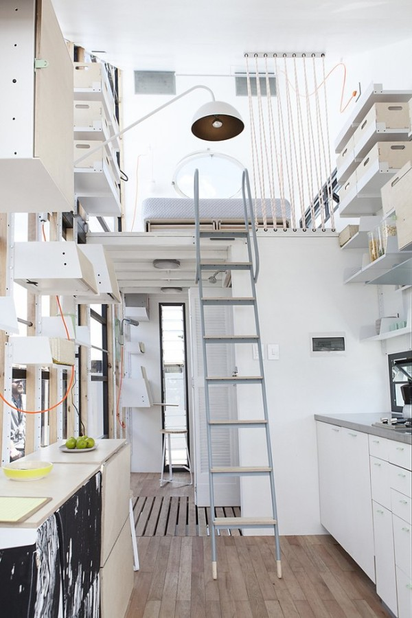 186 Sq. Ft. Modern South African Tiny House