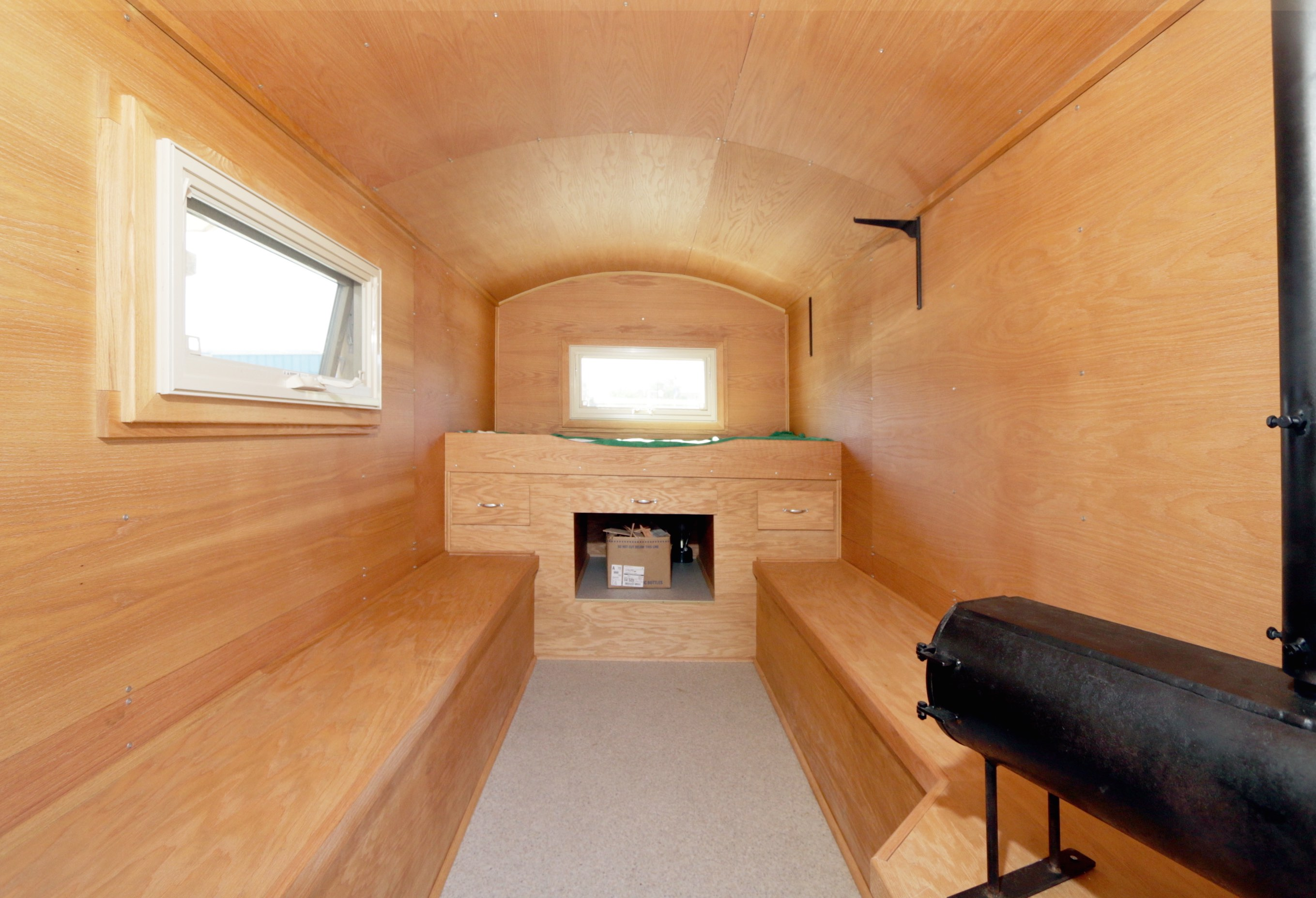 84 Sq Ft Shepherd S Wagon Tiny House For Sale