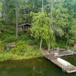 480 Sq. Ft. Washington Lakeside Cabin For Sale 016